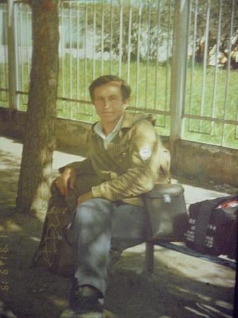 Ботряков Геннадий Викторович.Трудно отпускает Сахалин